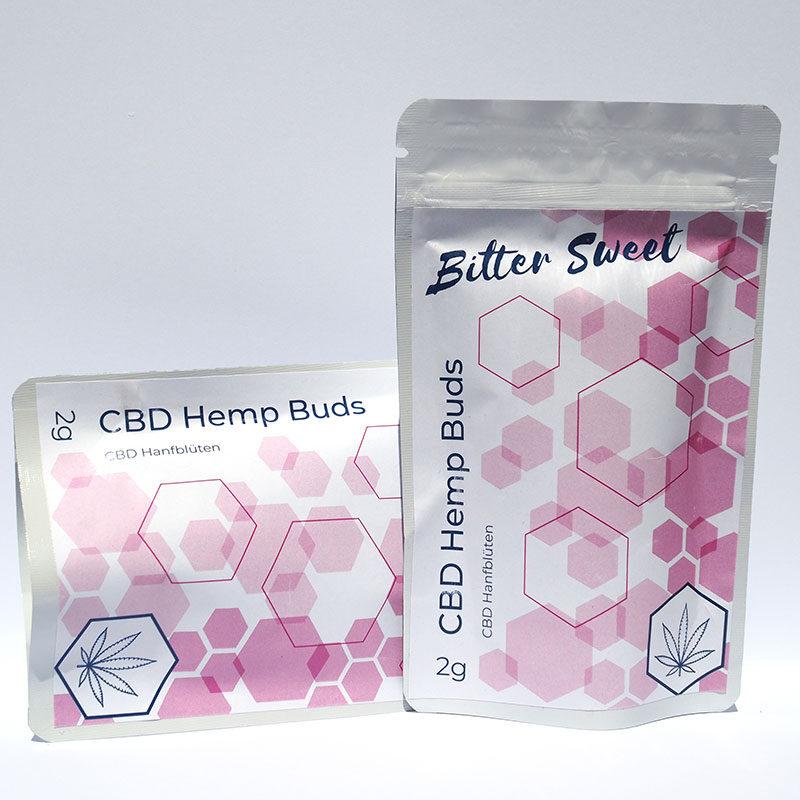 Bitter Sweet CBD Hemp Buds