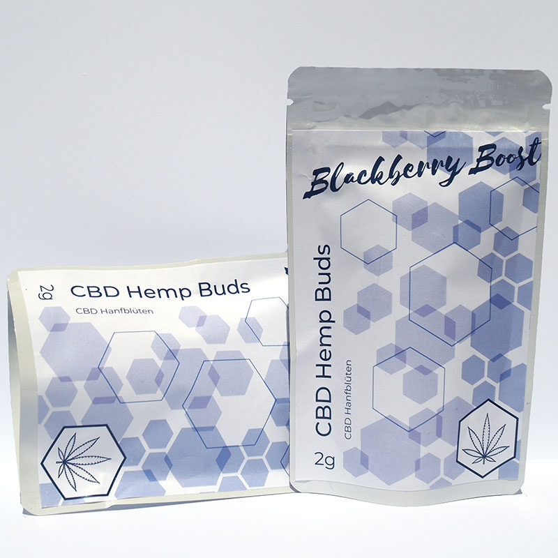 Blackberry Boost CBD Hemp Buds